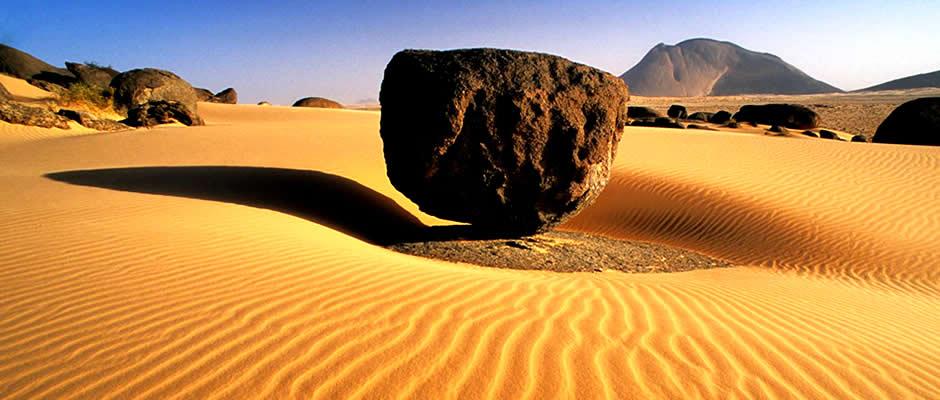 Sand Dune, Atar, Mauritania