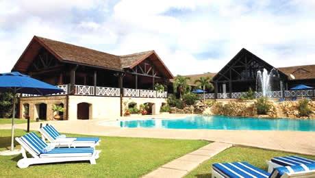 Labadi Beach Hotel exterior