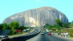 Abuja's super imposing Zuma rock
